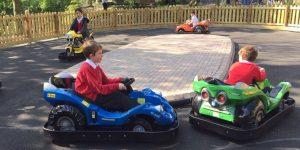 Drum Business Park - Kart racing
