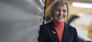Sarah Slaven, interim managing director at Business Durham