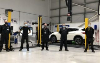 Autocare apprentices on right track for success