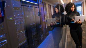 Drum Business Park - Cloud computing