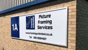 Drum Business Park - Framing Unlimited - Picture Framing Services - Chester-le-Street