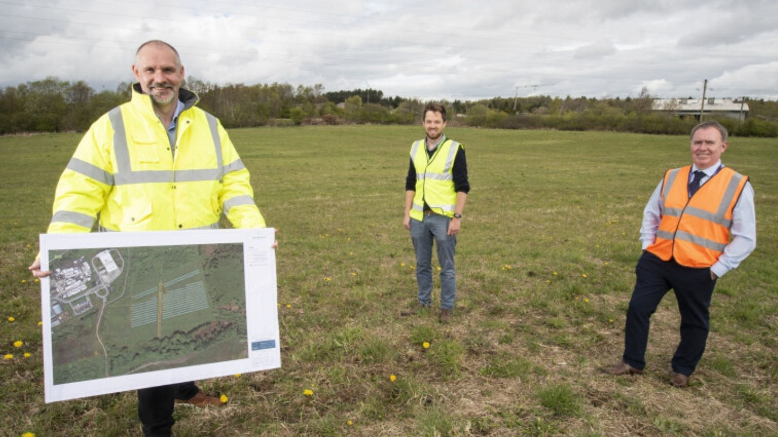 Annfield Plain to become home to multi-million pound low carbon project