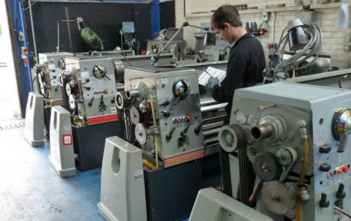 Recruitment drive for machinery and machine tooling firm Rondean