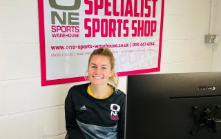 Team boost for One Sports Warehouse as they mark fifth anniversary