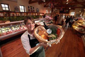 Drum Business Park - Knitsley Farm Shop