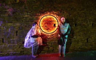 Drum Business Park - Lumiere Light Festival Durham