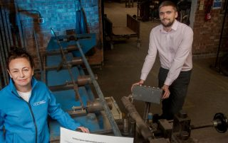 Steelcraft secures five figure grant to expand product offering
